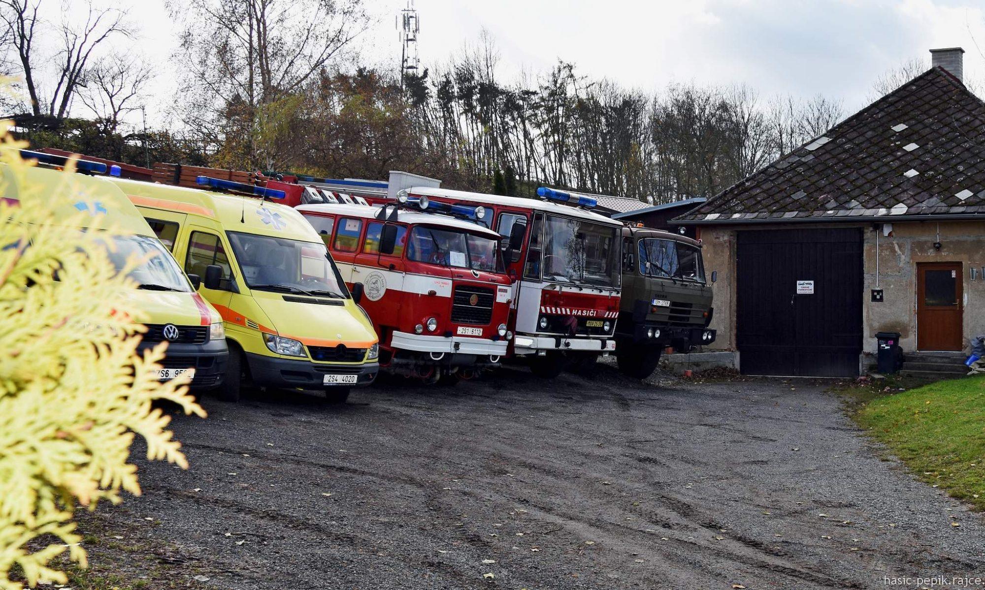 Sbor dobrovolných hasičů Turkovice
