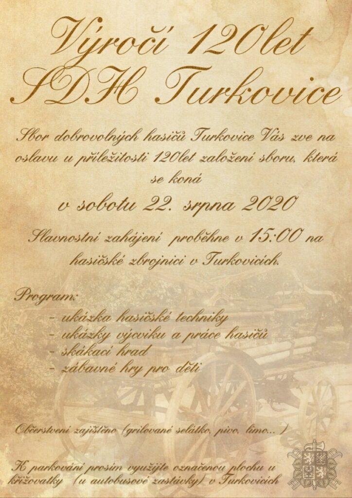 120let SDH Turkovice